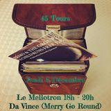 Da Vince - Merry Go Round #4
