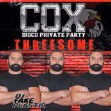 Dj FAKE PLASTIC set COX Party Threesome - Milano