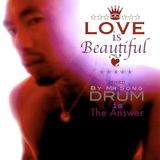 D R U M  is  The Answer ( Love is Beautiful )