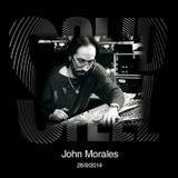 Solid Steel Radio Show 26/9/2014 Part 3 + 4 - John Morales