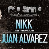 Juan Alvarez Live @ Cosmo Club part I