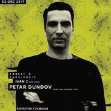 Robert S b2b Radujkovic / Warm Up DJ set ( Petar Dundov @ Fabrique 0212 )