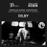 Bondage Music Radio #126 mixed by Dilby