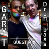 Guest Mix: Gary T - Drum and Bass Mix