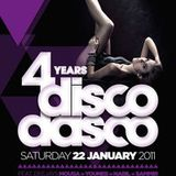 4 YEARS DISCO DASCO Mix (Jan 2011)