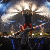 Dimitri Vegas & Like Mike Live @ Bringing The Madness: Garden Of Madness 2018