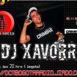 xavoRR @ 1st Round DC11 Bogotá Radio