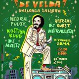 El Sonido de Veldá - DJ METRALLETA, NEGRA PULOY & DJ MALTI - Koitton Club (Barcelona) - 20/11/2015