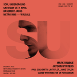Paul Goldsmith at Soul Underground - 25th April 2015