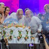 Los Jaivas: Concierto aniversario 55 años. 17 de Octubre 2018. Movistar Arena. Santiago.Radio Futuro