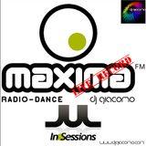 DJ Giacomo live in session MAXIMA FM 17.02.12