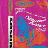 Sasha - Universe - Live in Newport 19th June 1992