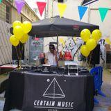 Under The Ball, Fonkid @ Certain Music Aniversary w_ Shanti Celeste