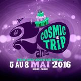 Stoned Circus radio show SPECIAL COSMIC TRIP 2016 - April 17th, 2016