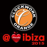 Jon Pleased Wimmin - Clockwork Orange @ Es Paradis 2015
