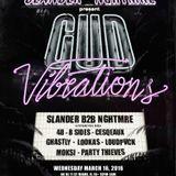 Slander B2B NGHTMRE - Live @ -Gud Vibrations (Miami 2016)