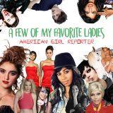A Few of My Favorite Ladies