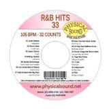 R&B33 (105 bpm)