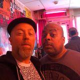 "DJ Bone B2B Ben Sims at ""ADE Kick-Off"" @ Red Light Radio (Amsterdam-NL) - 17 October 2018"