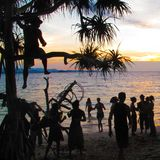 pirates retreat sunset 2014-04-08