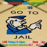 The Hoarders' Vinyl Emporium 189 - 'Jail'