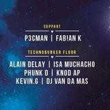 Knod AP b2b DJ Van Da Mas 25.03.2017 (Hans-Bunte-Areal Freiburg)