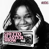GHETTOBLASTERSHOW #161 (dec. 28/13)