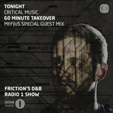 Mefjus (Critical Music, Neodigital, Virus Recordings) @ DNB60, BBC Radio 1 (02.12.2014)