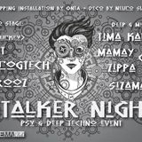 Stalker Night / Psy & Deep Techno Event / FreеGen SPACE, Kyiv. 16.12.17 / Morning Set