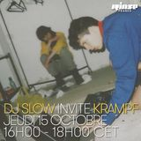 DJ Slow invite Krampf - 15 Octobre 2015