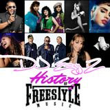 DJ EazyiZ History of Freestyle Music Mix