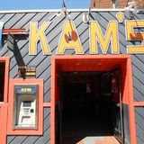 Mayhem at Kams