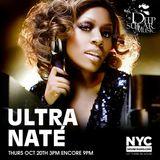 Ultra Nate NYCHOUSERADIO.COM 2016