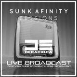 Sunk Afinity Sessions DE Radio Live 030218