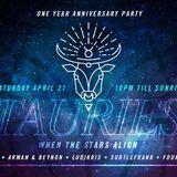 Tauries Birthday Party & 1 year anniversary 4-6am