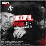 BACKSPIN FM # 405 - 12Finger Mix Vol. 59