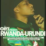 RWANDA URUNDI BY DJ ONYX / NYARWANDA N'INDUNDI / (RWANDAN AND BURUNDI MUSIC)