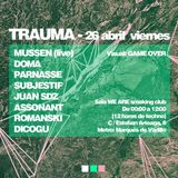 Assonant live at Trauma - 26/04/13