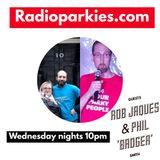 The one with flatpack instructions, badgers, Eurovision with Phil 'Badger Smith' and Rob Jaques