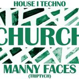 Manny Faces at Church SD, Air Conditioned Lounge 1/18