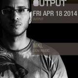 MKL Live @ Output