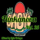 Funkanova Vol. 26 Remember Baby'O 80's........!!!!!!! Mix by Luis Ortega DJ