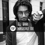 FDF - Thursdcast #091 (Dj Wari)