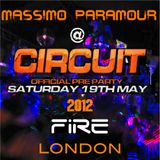 Massimo Paramour at the Circuit pre Festival