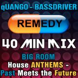 qUANGO & Matty BASSDRIVER - Big Room House Anthems...Past meets Future - REMEDY, Barrow - 16/07/2011