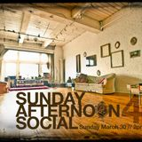 Sunday Afternoon Social 4 with Sam Soulshack, Gene Farris, Box of Kittens reunited + JD Keyz improv