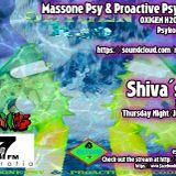 shivas trip - OXIGEN H2O Project Live by: Massone Psy & Proactive Psycodelia - 30/1/2015