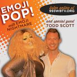 Emoji Pop! on WBTV-LP - 2017.09.03 (w/ Todd Scott)