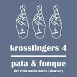 Krossfingers 4 by Pata & Fonque