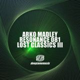 Arko Madley - Resonance 081 (2016-12-20)
